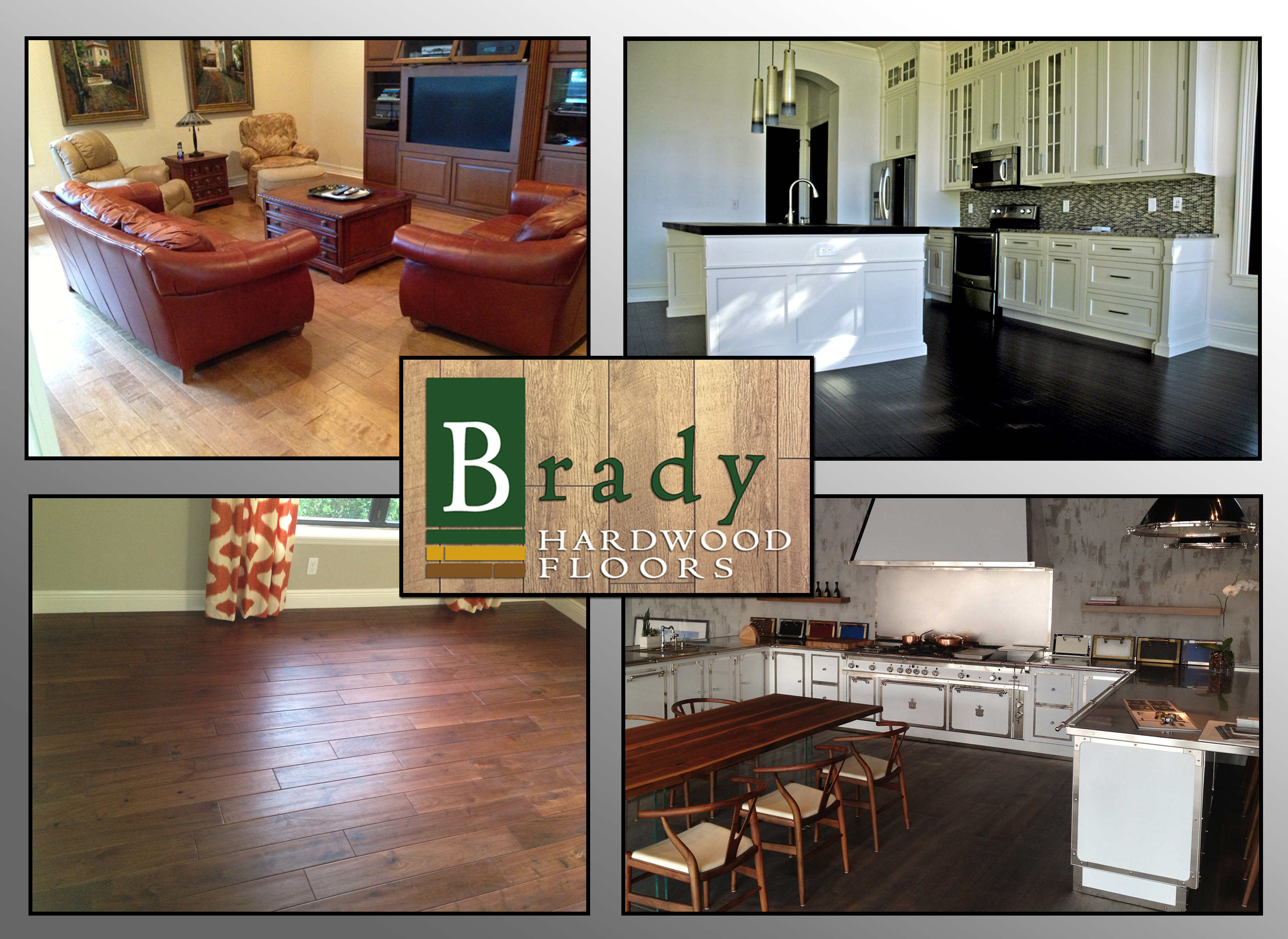 Brady Hardwood Floors Serving Southwest Florida